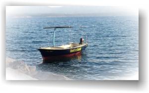 """Beach boat """"Mila I"""""""